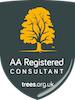 Registered Consultant of the Arboricultural Association 2020